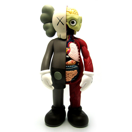 Original Fake Dissected Companion by KAWS | Flickr - Photo Sharing!
