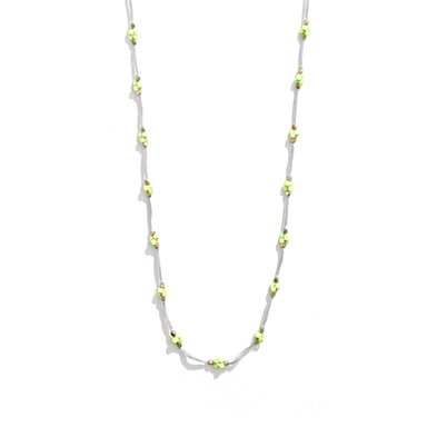 Threadmill Beaded Necklace - jewelry - Women's NEW ARRIVALS - Madewell