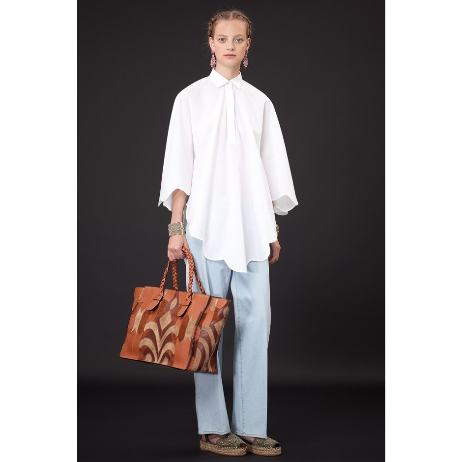 mytheresa.com - Cotton shirt - Current week - New Arrivals - Valentino - Luxury Fashion for Women / Designer clothing, shoes, bags