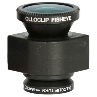 Amazon.co.jp: Premier Systems olloclip 3-in-one Photo Lens for iPhone 5 ブラック: 家電・カメラ