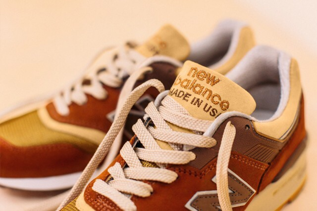 f78dc2c7365df New Balance : J.CREW × NEW BALANCE 997 BUTTERSCOTCH | Sumally (サマリー)