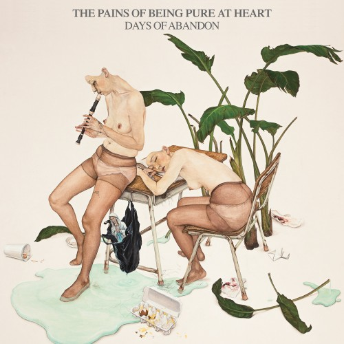"""The Pains Of Being Pure At Heart announce third album """"Days Of Abandon"""" 