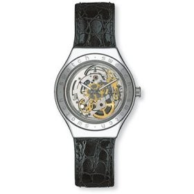 """Swatch Irony Automatic """" Body and Soul """" Leather   review   Kaboodle"""
