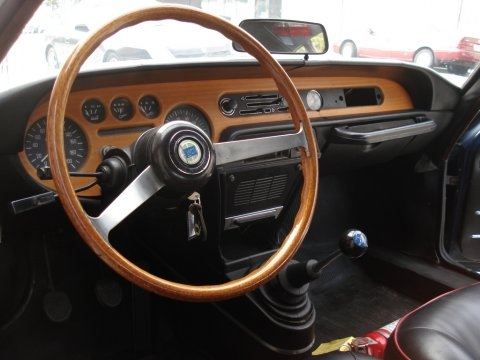 Restored 1971 Lancia Fulvia Zagato 1.3S For Sale