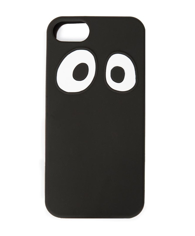 JACK SPADE / Googly Eyes iPhone 5 Soft Case