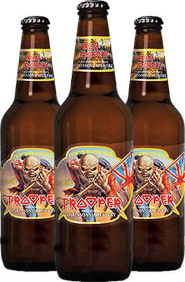 This just in Iron Maiden is making beer. | Social Pint