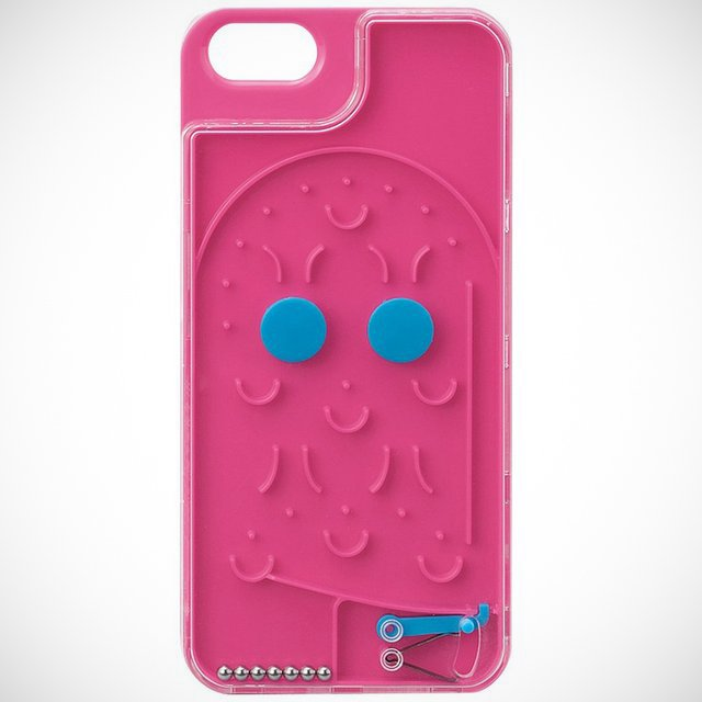 (65) Fancy - PlayGame iPhone 5 Case by Elecom