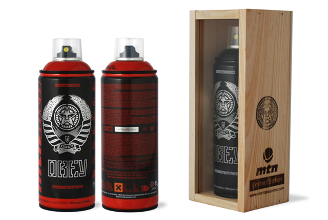 BRAND NEW OBEY LIMITED EDITION - Los Montana - 12ozProphet.com