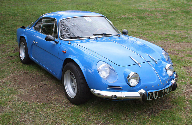 Alpine-Renault A110 1300 (1970) | Flickr - Photo Sharing!