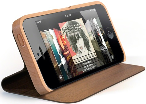 Miniot shows new Book, Pouch, iWood for iPhone 5 | iLounge News