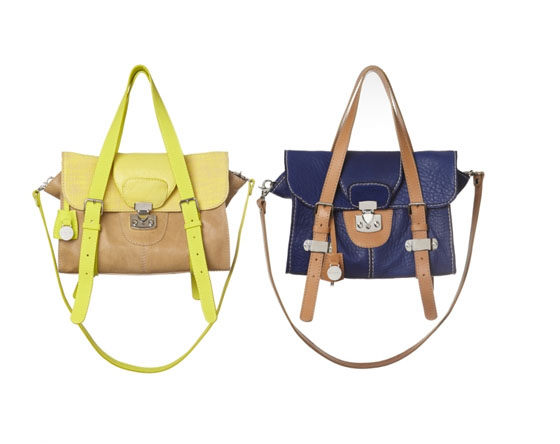 Carven handbags collection for Spring 2012 - mlejit.com