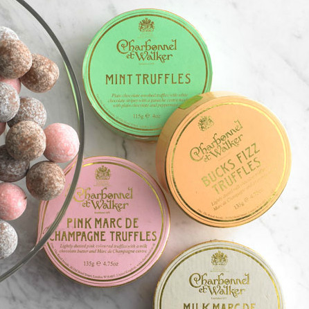 Signature Truffles by Charbonnel ET Walker