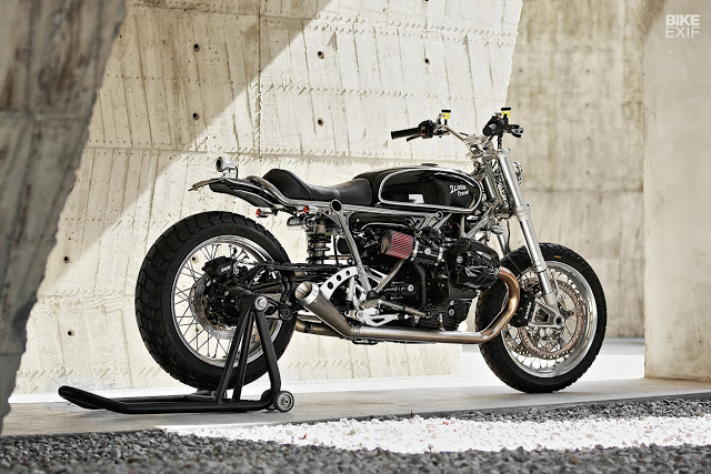 Unkonventionell: A BMW R nineT from 2LOUD   Bike EXIF