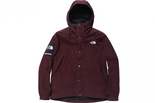 Supreme x The North Face Fall 2012 Collection • Highsnobiety