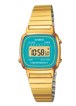 Casio Collection LA670WEGA-2EF Ladies Watch - Watches | Coutie