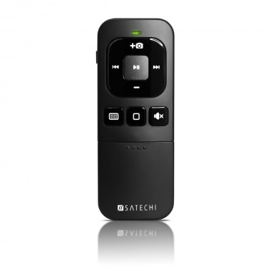 Satechi Bluetooth Multi-Media Remote Control for iPhone, iPad & All Bluetooth OS Devices