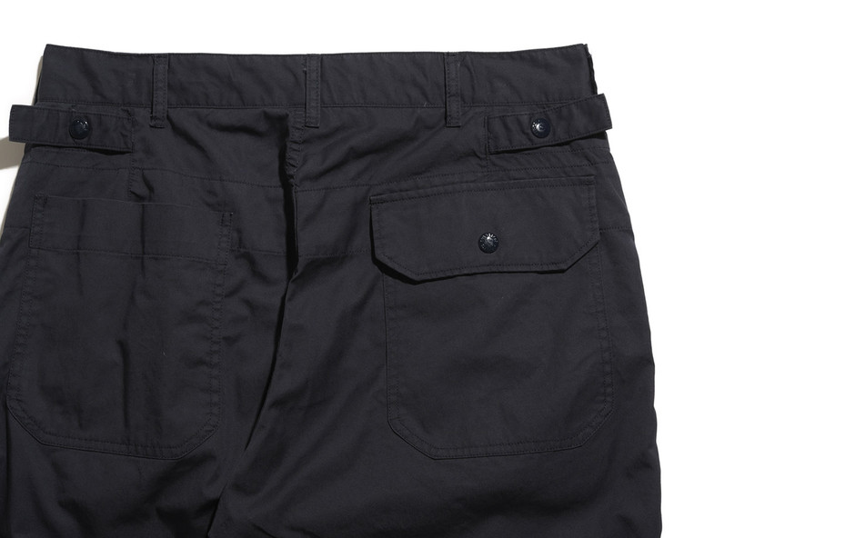 Ground Pant-High Count Twill-Dk.Navy