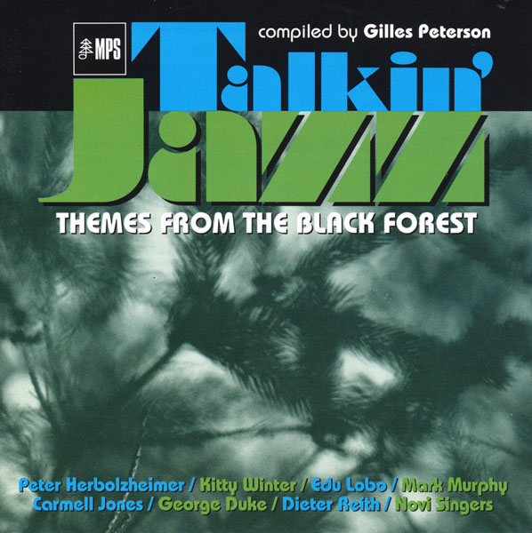 Various - Talkin' Jazz: Themes From The Black Forest (CD) at Discogs