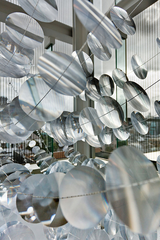 Geometry Of Light By Alyson Shotz | Espace Louis Vuitton Tokyo