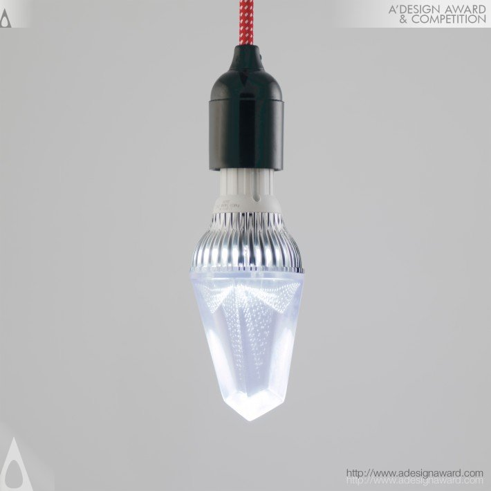 A' Design Award and Competition - Images of Printed Bulbs by Eric Brockmeyer + Karl Willis