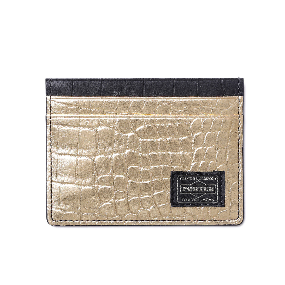 PASS CASE|CROCO|HEAD PORTER ONLINE|ヘッド ポーター オンライン