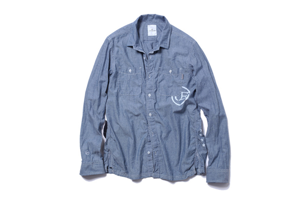uniform experiment x Carhartt 2012 Spring/Summer Work Shirt | Hypebeast