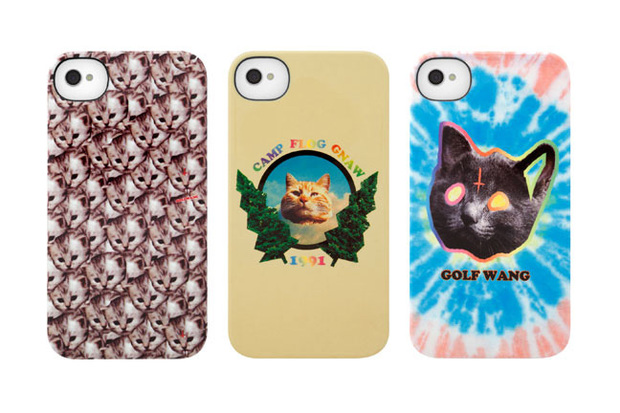 Odd Future x Incase iPhone 4S Snap Cases | Hypebeast