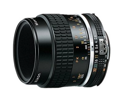 Nikon Micro-NIKKOR 55mm f/2.8 Overview at DentonImages.com