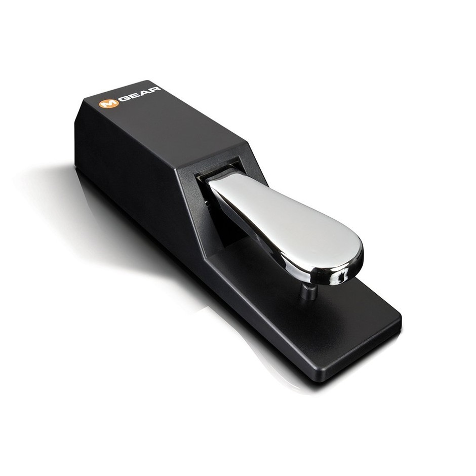 Amazon.com: M-Audio SP-2 Sustain Pedal with Piano Style Action for Keyboards: Musical Instruments