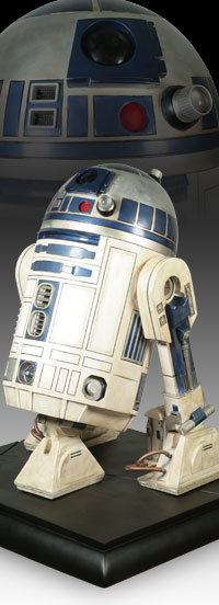 R2-D2 Life-Size Figure - Sideshow Collectibles