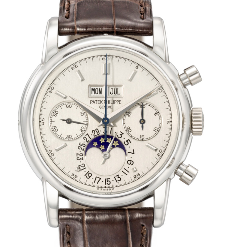 Letters From The Editor: A Personal, Detailed Account Of Eric Clapton's Platinum Patek Philippe 2499 — HODINKEE - Wristwatch News, Reviews, & Original Stories