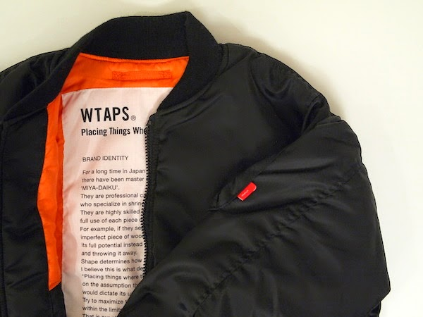 WTAPS VISUALUPARMORED / FEATURE