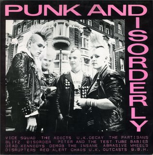 Punk and Disorderly, Vol. 1 (2 Disc) : Target