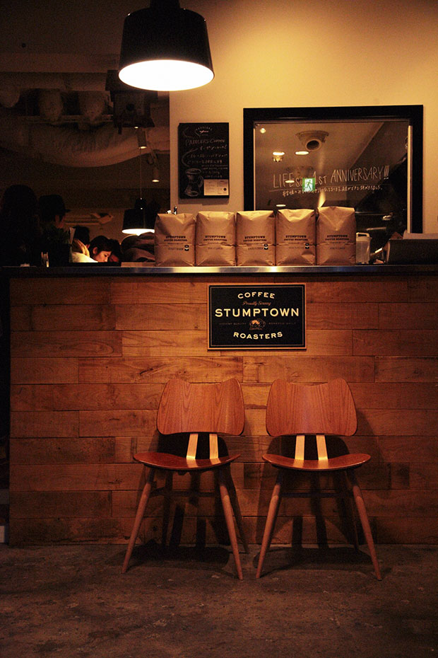 Tokyo: Paddler's Coffee Opens, Serving Up Stumptown » Sprudge.com