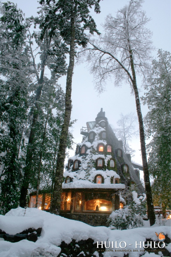 Magic Mountain Lodge | Huilo Huilo