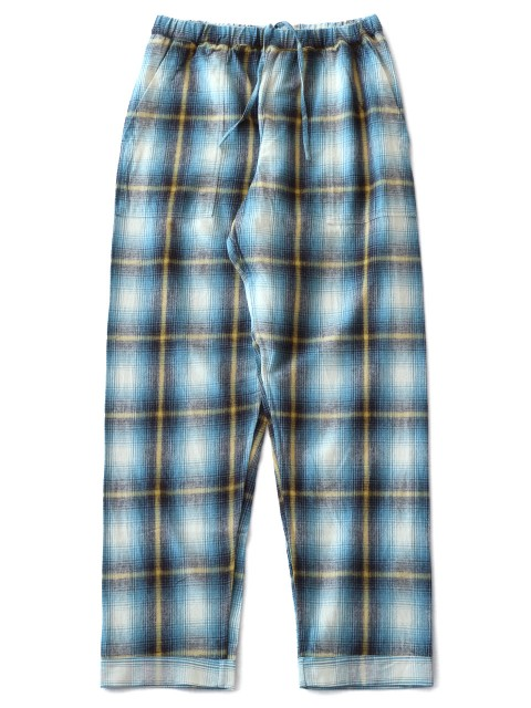 LOVE online store|MEN  Night Pants SC (sax check)