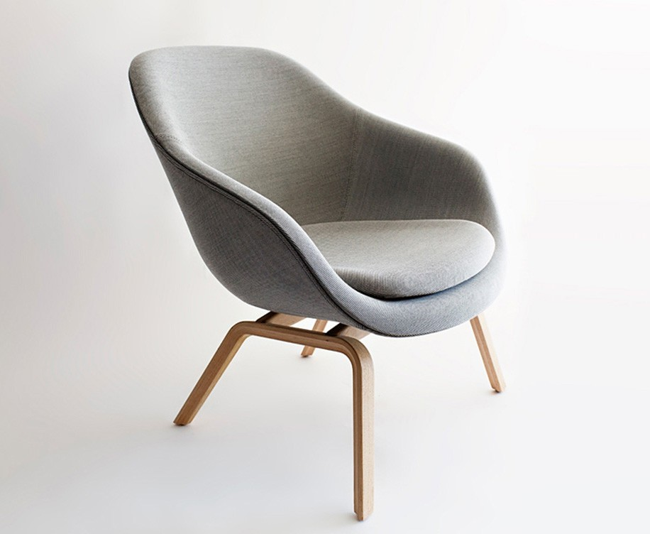 Hay About A Lounge Chair AAL83 | Nannie Inez