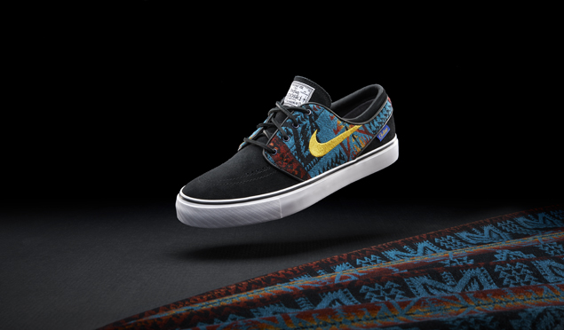... NIKEiD Pendleton Shoe Collection  115cad9e5