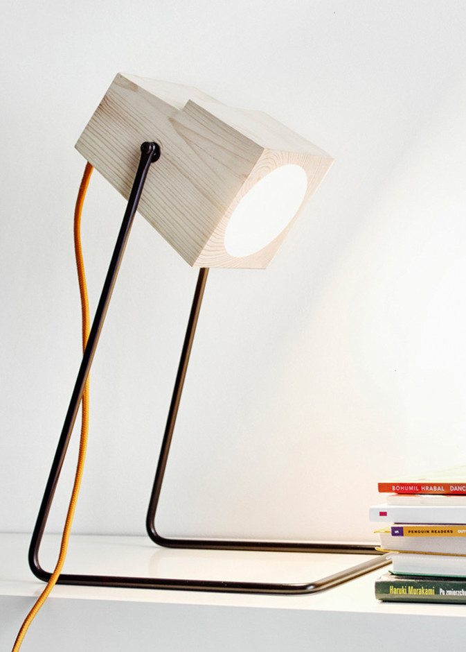 360° Lamp | Tall Version - Bongo Design - The love for nature expressed in geometry