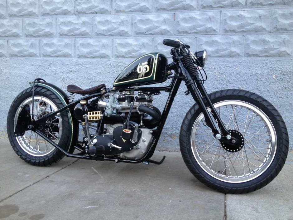 Choppahead :: Old-Style Chops & Kustoms   Megadeluxe   For The Love of Speed, Sport & Design
