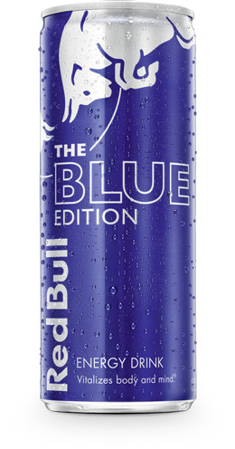 Red Bull Blue Edition - Blueberry :: Energy Drink :: Red Bull
