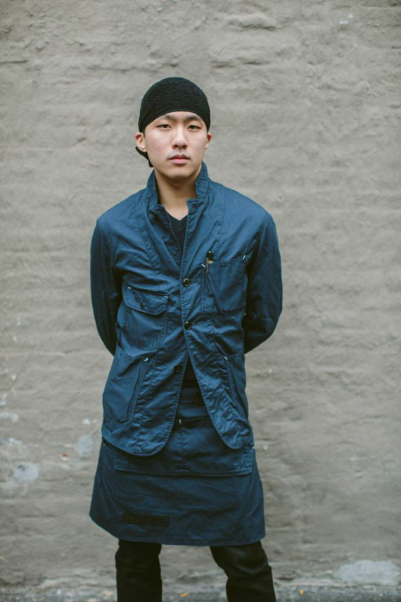 Engineered Garments x Ippudo NY Uniforms - FreshnessMag.com