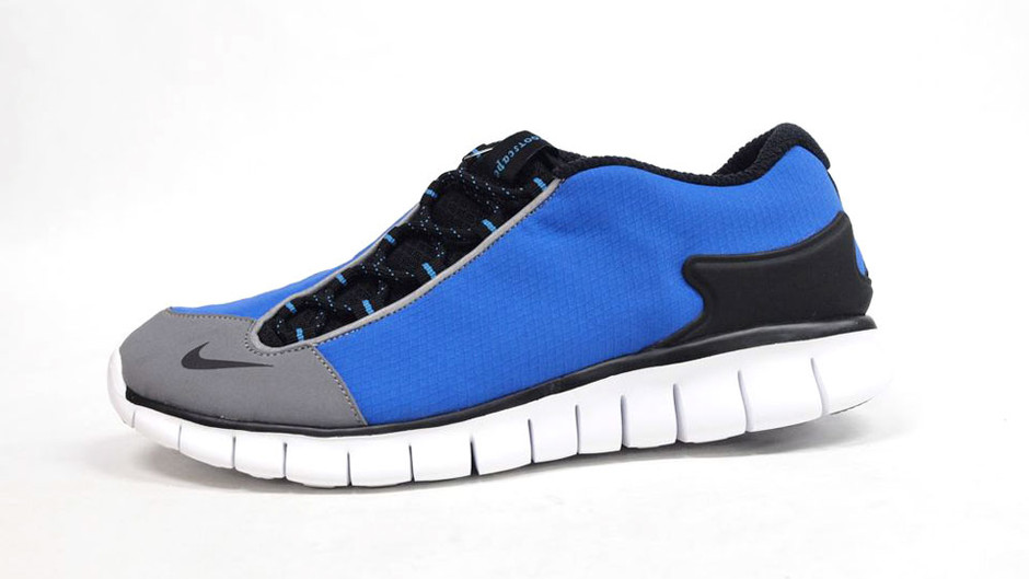 FOOTSCAPE FREE 「LIMITED EDITION for SELECT」 BLU/BLK/WHT ナイキ NIKE | ミタスニーカーズ|ナイキ・ニューバランス スニーカー 通販