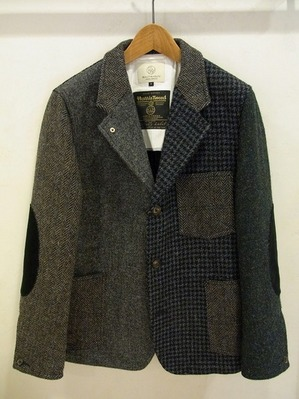 HARRIS TWEED CRAZY COVERALL