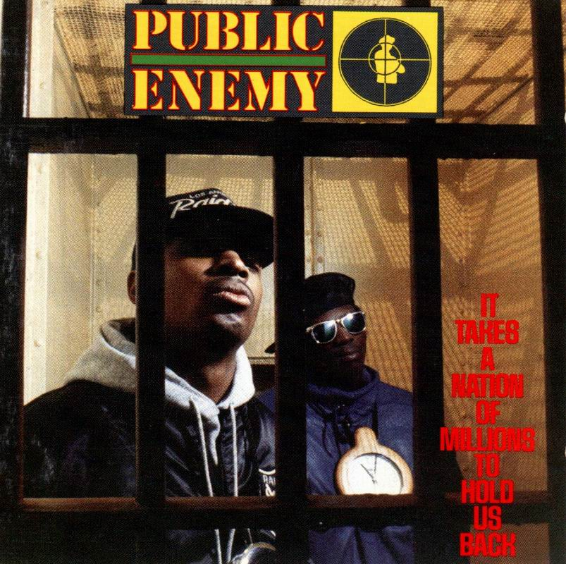 Amazon.co.jp: It Takes a Nation of Millions to Hold Us Back: Public Enemy: 音楽