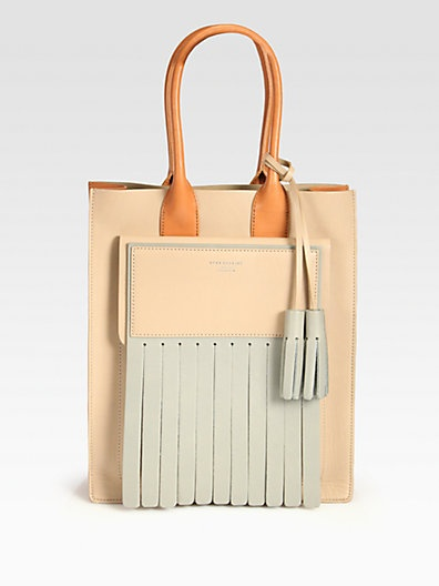 one of each, please / most beautiful object of the year? Acne Piers Colorblock Tote
