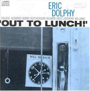 Amazon.co.jp: Out to Lunch: Eric Dolphy: 音楽