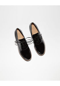 MM6 by Maison Martin Margiela / Patent Oxford | La Garçonne
