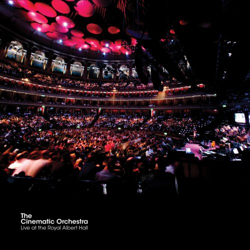 Amazon.co.jp: Live at the Royal Albert Hall: Cinematic Orchestra: 音楽