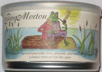 Pipe Tobacco Reviews - McClelland Frog Morton | With Pipe and Pen